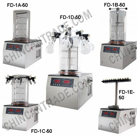 FD-1B-50 Lab Vacuum Freeze Dryer with best price