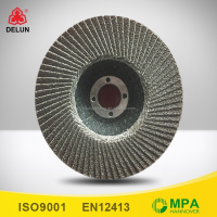 non-woven abrasive flap wheel for metal 125mm