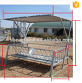 Wholesale heavy duty sheep hay rack roof feeder