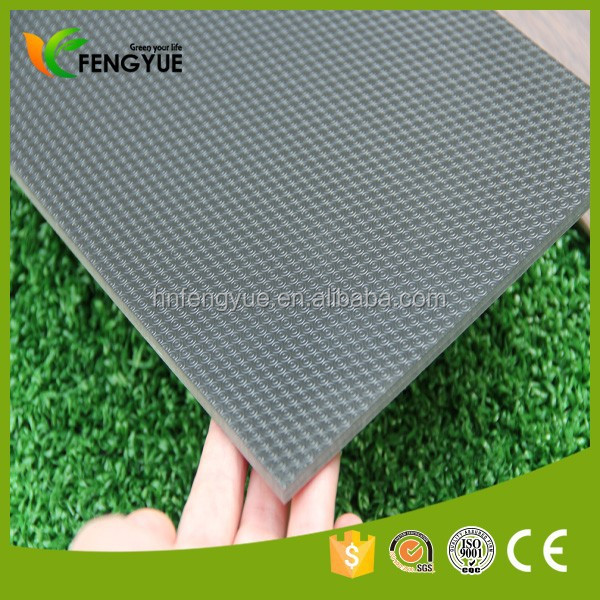 Widely used good quality loose lay pvc vinyl flooring