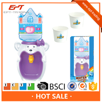 Plastic battery operated water dispenser toy