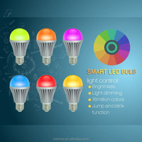 Alibaba hotsale the high cost- effective indoor lighting smart led light bulb