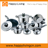 13 PCS Stainless Steel Cookware Set