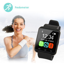 cheapest wrist watch phone u8 / smart watch dropshipping/android phone without camera