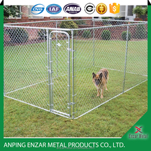 Galvanized Plastic Chain Link Fence Post/Chain Link Fence Poles