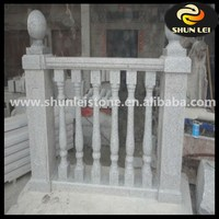 China cheap granite fence post