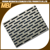201 grade cheap perforated sheet steel price