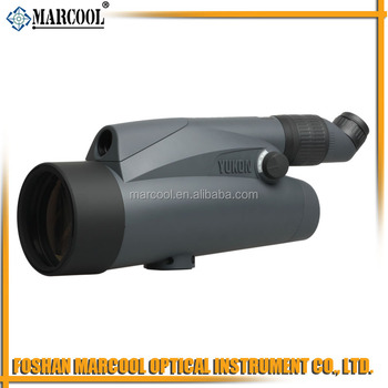 Lightweight Yukon 6-100x100 Spotting Scope