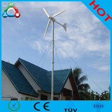 1KW 2KW 3KW Horizontal Axis Small Windmills For Home