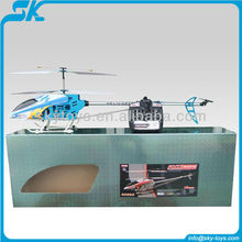 !FXD A68690 3.5 3 Channel Gyroscope System 125CM 49inch Metal Frame RC Helicopter 3ch metal rc helicopter