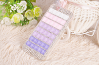 Perfume Bottle Gem Phone Case Shell For iPhone 6 jewelry Gemstones Case