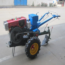 8HP2WD Farm Two Wheel Walking Tractor with the Trailer Multi-function Supply