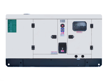 20kw 25kva quiet diesel generator set silent generator for home use