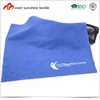 Good Effect Microfibr Optical Glasses Cleaning Cloth Of 100% Polyester Fabric