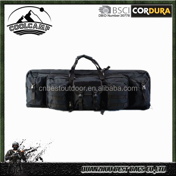 High quality of best Seller Hunting Travel Suit Tactical military Gun Case Long Gun for wholesale