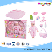 Hot sales lovely baby toy mini real doll