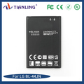 New battery replacement BL-44JN for LG E400 E730 E510 P690 P970 C660 P698 P693