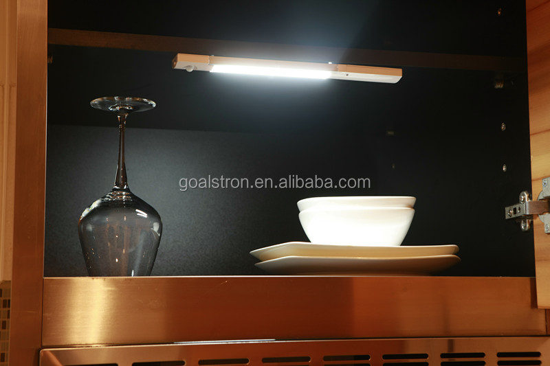 Cordless Under Cabinet Lighting With Sensor
