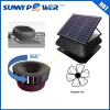 hot sale 25w solar fan & lighting system and solar attic fan
