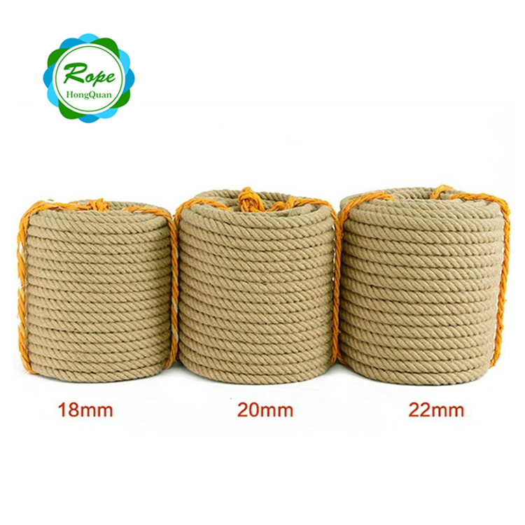 Supplier direct sale multifunction abaca rope