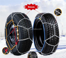 KNS Type 9MM Snow Chains Tire Chains of Car