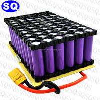 48V high quality UAV unmanned aerial vehicle lto battery pack 23680 18650 lithium titanate battery