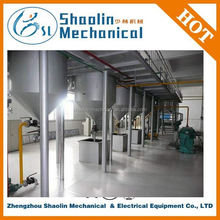 500kg/1ton/2t/3t/5t Small-scale rice bran oil refining production line machine price