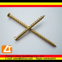 self tapping wood screws/screws with colored caps/torx wood screws