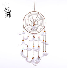 Wholesale indian style smalll tree mobile dreamcatcher