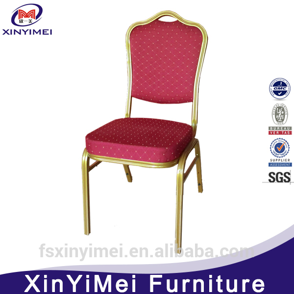 nowadays hot sale cheap conference aluminum hall chair factory price