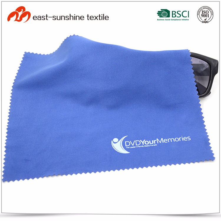 Microfiber Optical Cleaning Fabric Cloth