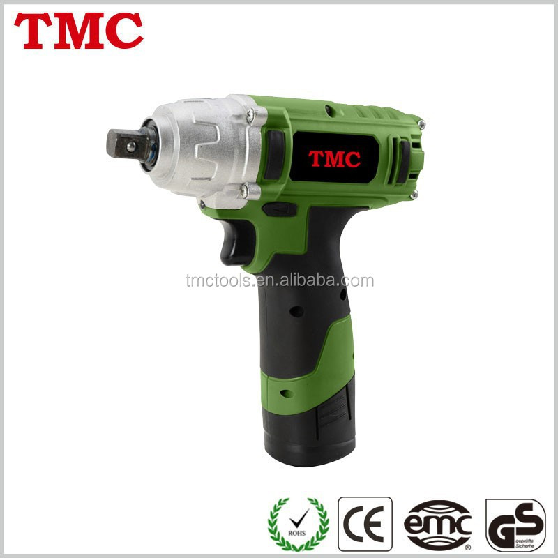 12v Adjustable Electric Cordless Torque Impact Wrench