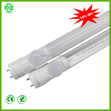 RZD 18W 20W 1200Mm Frosted Cover Smd2835 Led Motion Motion Sensor Lamp