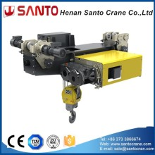 Lifting Heavy Cargo Convenient Equipment Electric Hoist With Remote Control