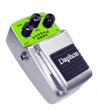 Effects phaser guitar pedal for electronic guitar with Controls:LEVEL,TONE,WAH-WAH