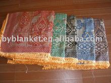 golden thread blanket