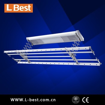 Factory customized multifunctional durable cloth rack