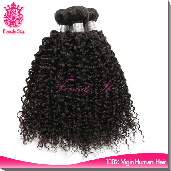 JERRY CURL 7A Virgin REMY Hair ALL Texture Available Brazilian 3 Bundle Pack Natural Black Color