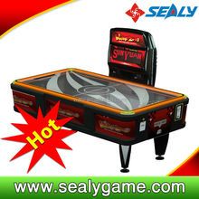 2015 Hotest Family Game Indoor Sport Air Hockey Machine HKL-001 with Pushers and Puck