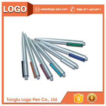 wholesale advertising ball pen toppers with logo