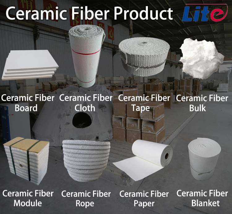 thermal ceramic fiber paper 12mm thickness
