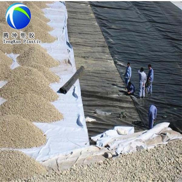 Cheap geomembrane flexible strong waterproof building materials