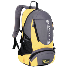 Popular Stylish Polyester Sports School Backpack Bag