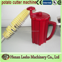 sprial potato chips cutter,potato French fries cutting machine