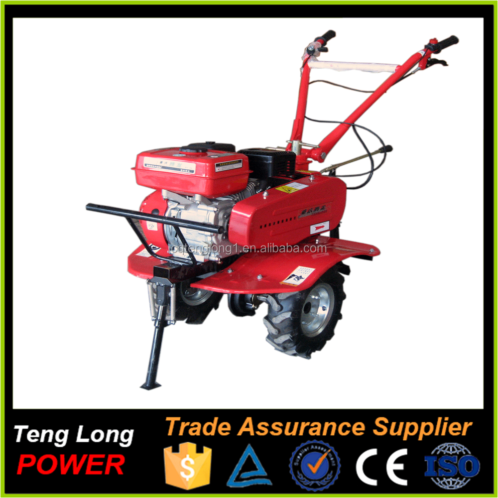 Save Gasoline Belt Transmission Cultivator The Green Machine