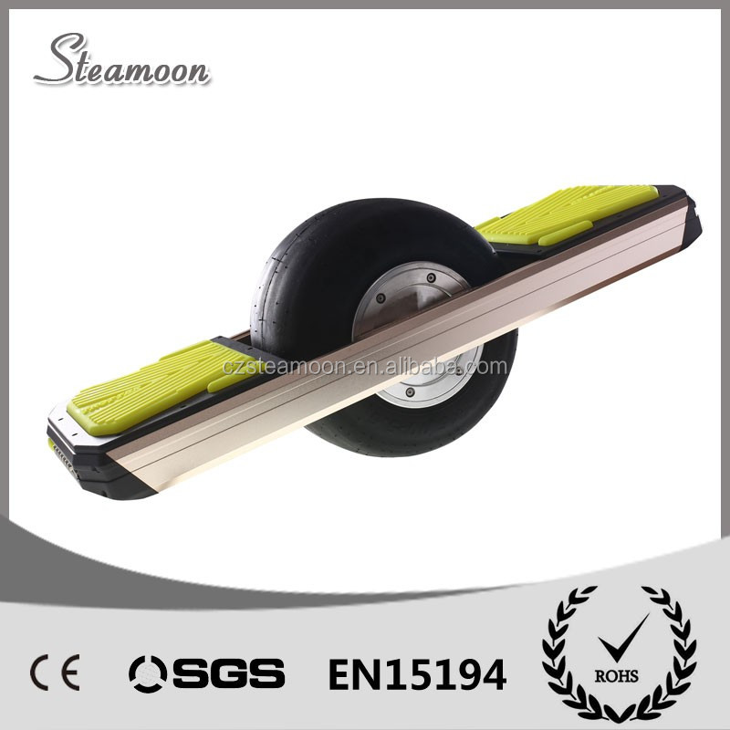 Self-balancing off-road tyre One Wheel Electric Bike