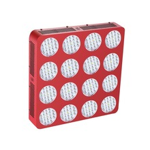 Canada led grow light manufacturer 3w growgrow LED red blue wavelength full spectrum 45w indoor grow light for vegetable growth