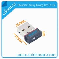 Realtek 8188CU MINI WIFI Adapter Nano Card/mini Wifi Adapter/Wireless USB Dongle (SL-1501N) (SL-1501N)