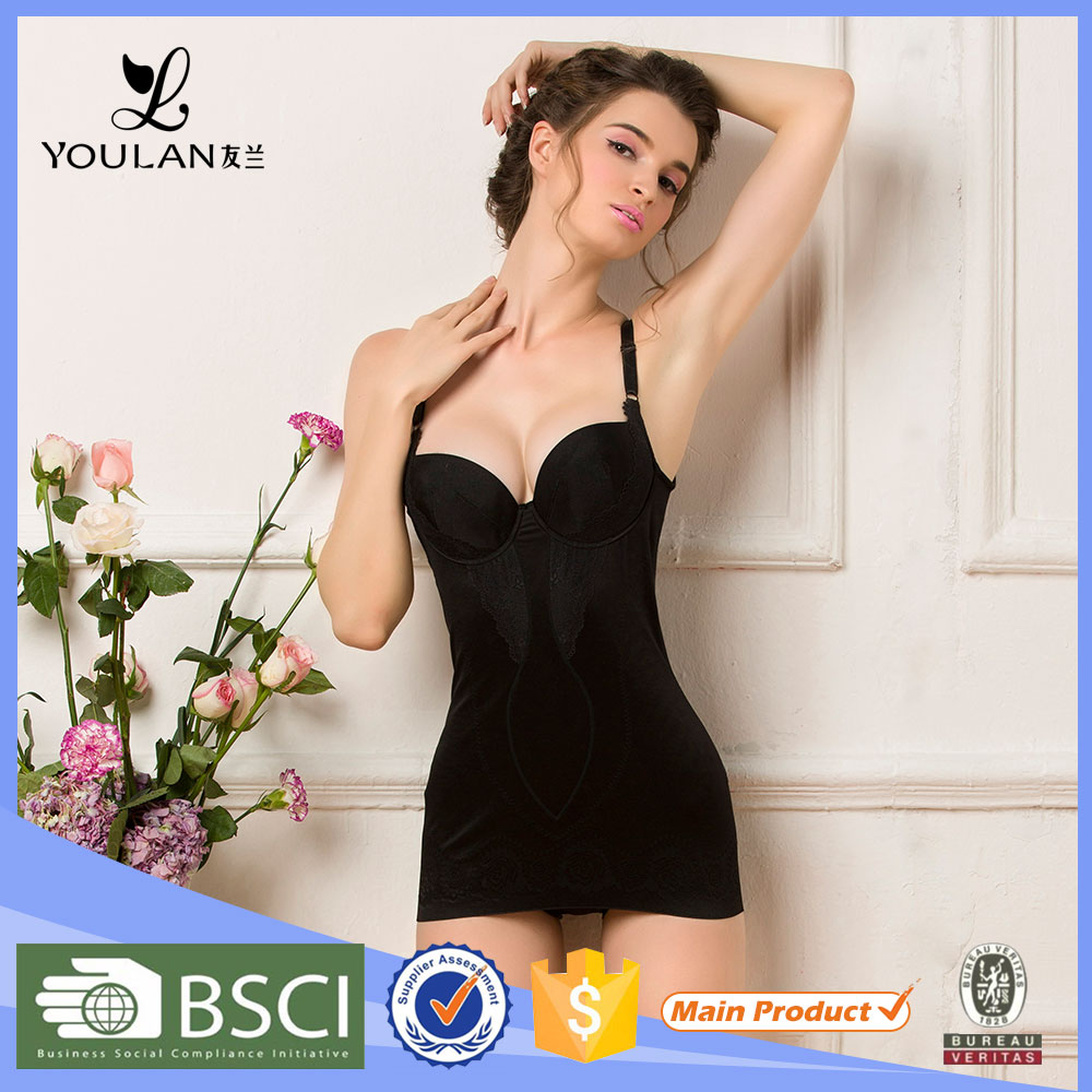 Latest New Design Women Body Shapers Womens Bodysuits Black Open Hot Sex Women Photo Corset