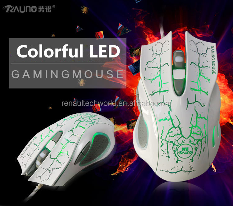 drivers usb 6D Optica gamer mouse